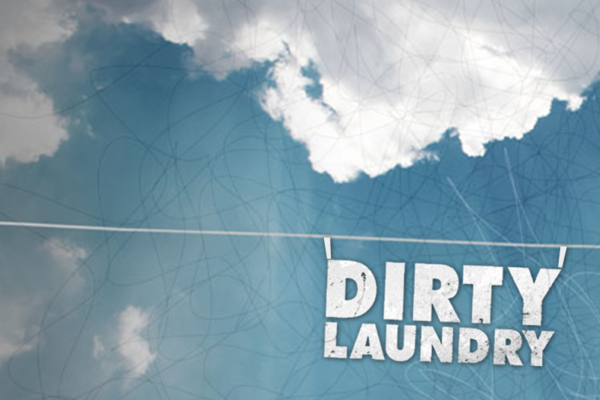 Airing our dirty laundry; in search of our higher selves