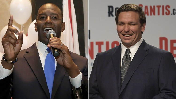 Surprising Number of Black Floridians Back DeSantis; Polling Error Perhaps?!