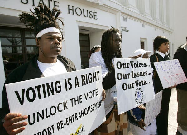 Florida Can't Block Former Felons From Voting If They Owe Money And Can't Pay: Judge